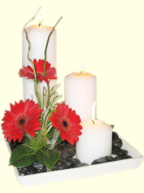 decoraciones para bodas. Minimalista decoracion para