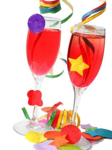 Daiquiri Sin Alcohol - Tragos Bebidas para Cumpleaños de 15