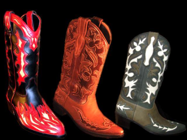 Calzados a medida fabrica de botas vaqueras a medida botas calzados de  cuero a medida. a3365c0bc136c