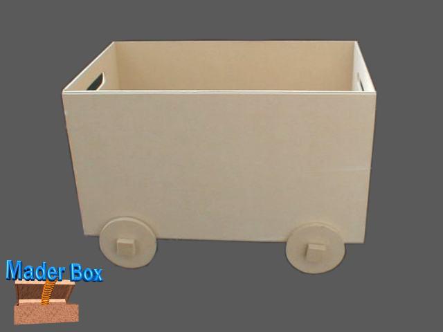 Cajas para habanos - Guarda juguetes madera ...