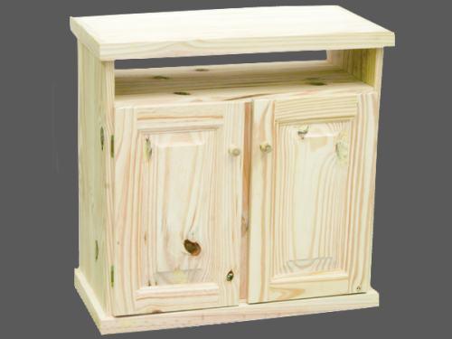 Muebles de madera para pintar materiales de construcci n for Muebles de pino para pintar