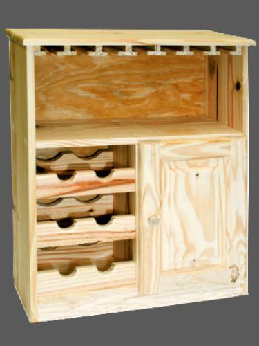 Mesas ratonas a medida - Muebles de madera de pino ...