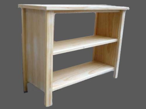 Mesas ratonas a medida - Muebles en madera de pino ...