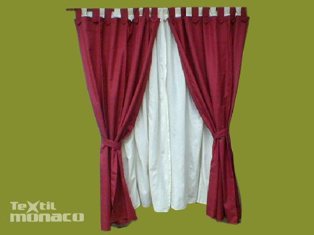 Cortinas a medida cortinas de tela a medida for Cortinas de tela