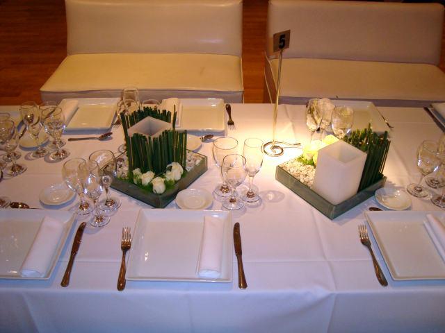 centros de mesa con flores | Aprender manualidades es