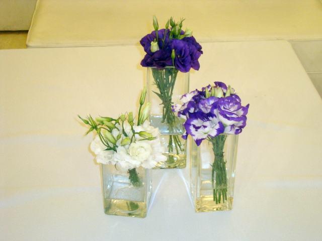 Centros de Mesa con Flores | Artificiales | Naturales | Velas