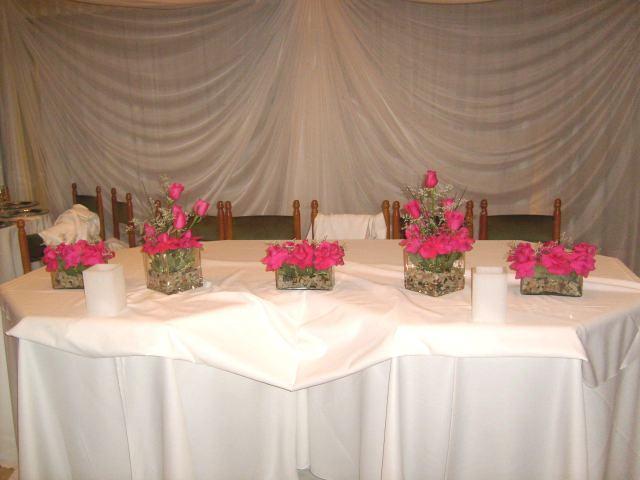 Decoracion Con Flores Y Plantas