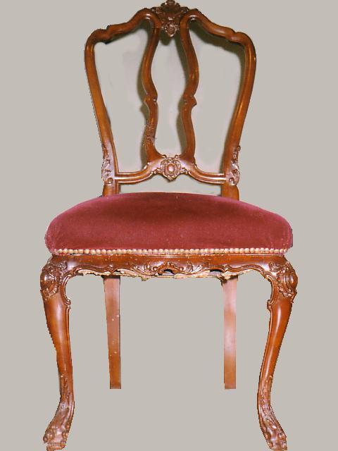Muebles de estilo muebles de estilo av for Sillas de estilo