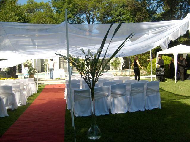 Ambientacion organizador de bodas for Decoracion de casa quinta para casamiento