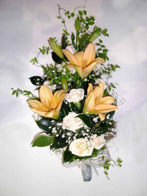 Arreglos de rosas elaborados con flores naturales tattoo - Arreglo de flores naturales ...