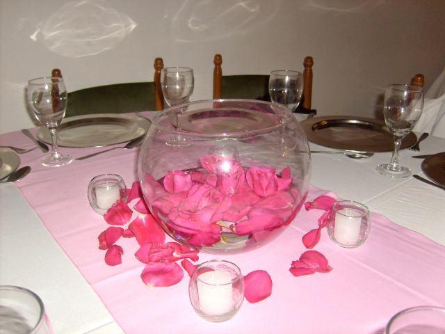 Decoracion de casamientos y decoracion de fiestas de cumpleaños.