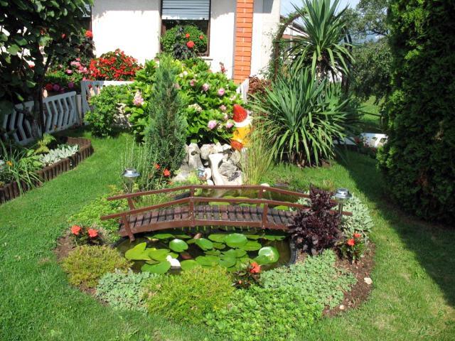 Dise o de jardines for Como decorar parques y jardines