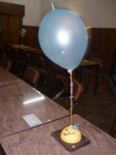 Ovumiredyp centros de mesa para fiestas infantiles - Centros de mesa con globos ...