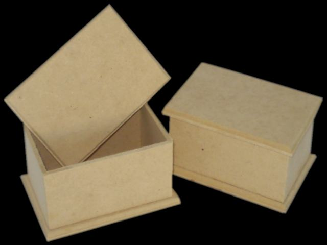 Fibrofacil cajas fibrofacil figuras - Manualidades en cajas de madera ...
