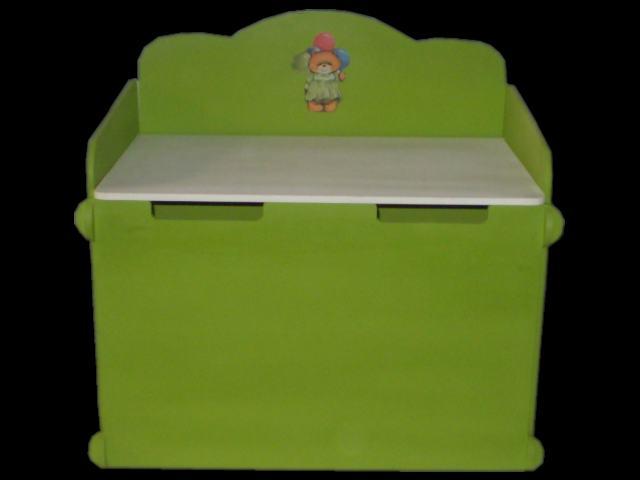Baules de madera cajas de madera - Cajas para almacenar juguetes ...