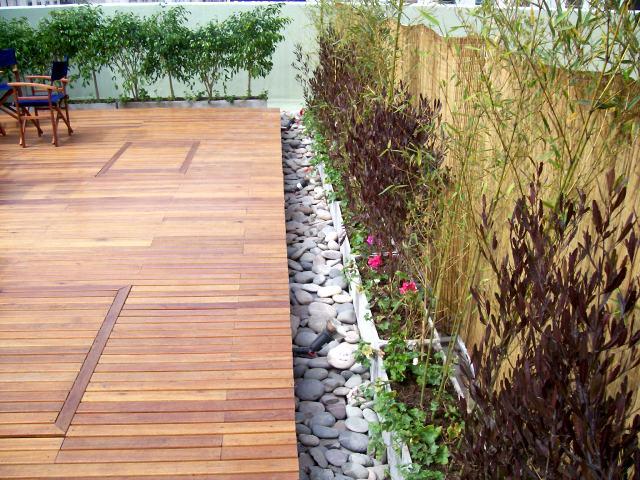 Deck ap for Pisos de terrazas