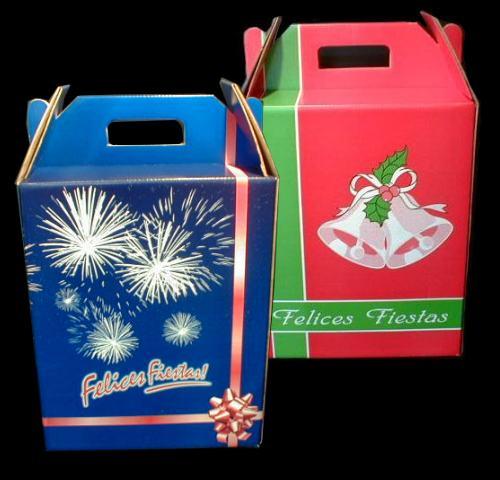Regalos de navidad - Cajas de carton de navidad ...