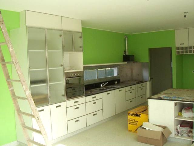 Muebles de cocina laqueados en blanco ideas for Milanuncios muebles las palmas