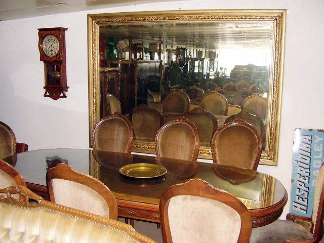 Juegos De Comedor En Muebles Antiguos Mercadolibre