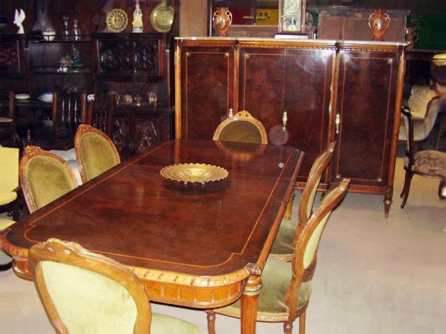 Muebles antiguos - Muebles antiguos de comedor ...