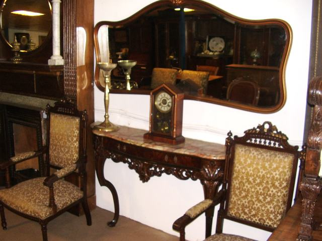 Venta de antiguedades for Sillones clasicos ingleses