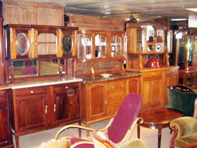 Muebles de estilo for Muebles de roble antiguos