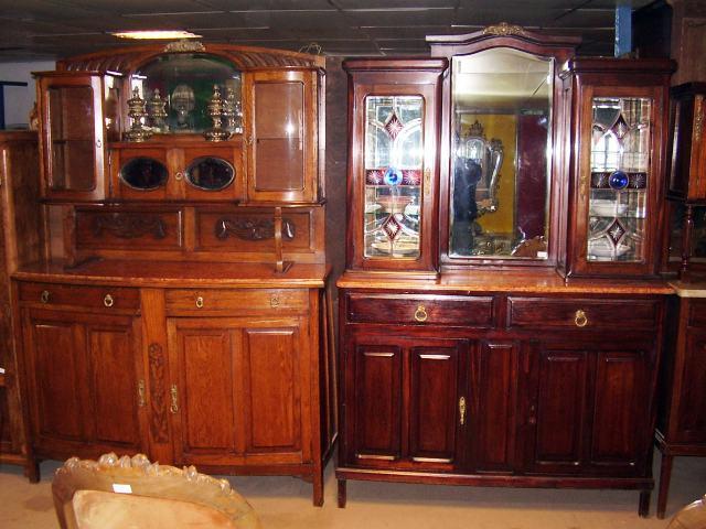 Venta de antiguedades for Muebles de roble antiguos