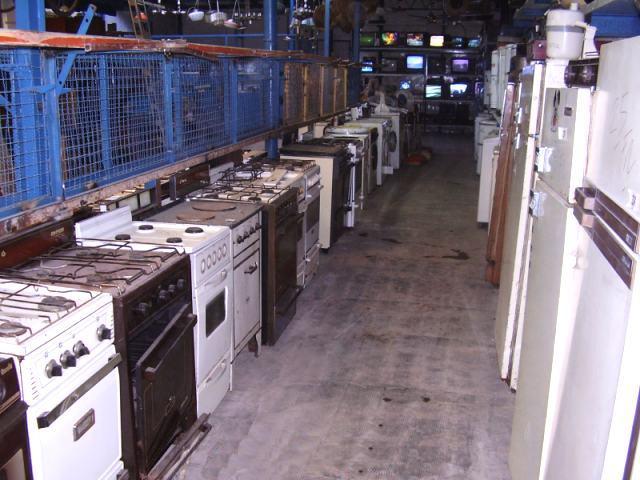 usados y articulos para el hogar de heladeras usadas y cocinas usadas