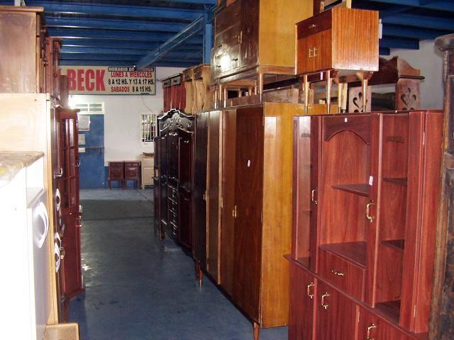 Venta de muebles usados for Muebles de oficina usados en rosario